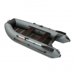 Надувная 3-местная ПВХ лодка Посейдон Смарт SMK-310 LE